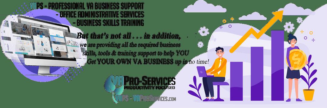 VA Pro-Services Business Services & Virtual Assistant Support - VAProServices.com